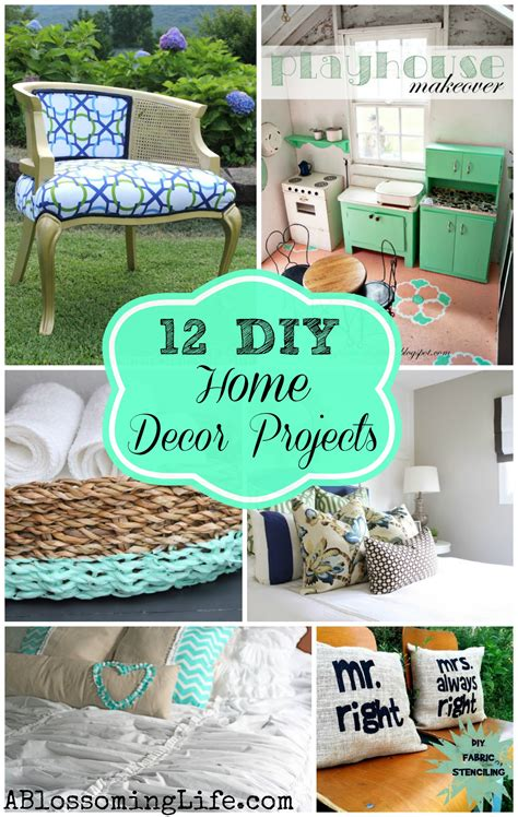 diy home decor project ideas pdf diy diy home decor projects diy side table