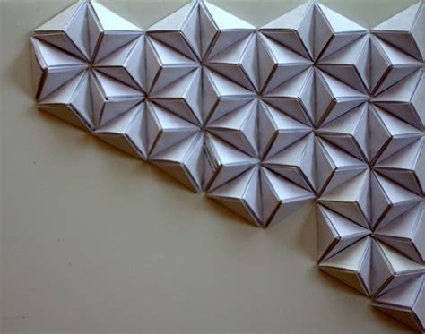 origami artists 3d origami on behance