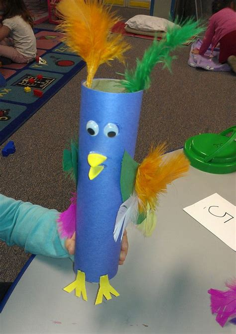 paper towel crafts for preschoolers 1000 ideas about parrot craft on bird crafts