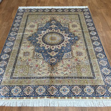 home decor carpet luxury modern floral decorative area rugs royal living