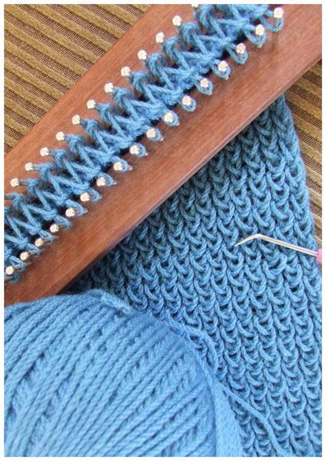 diy knitting loom 25 best ideas about scarves on diy