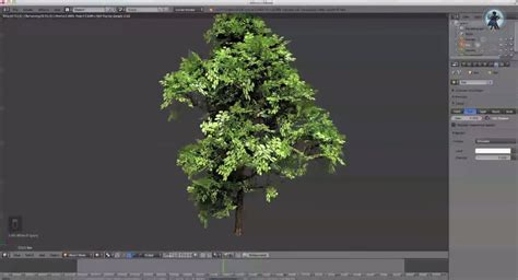 tree realistic create realistic animated trees blendernation