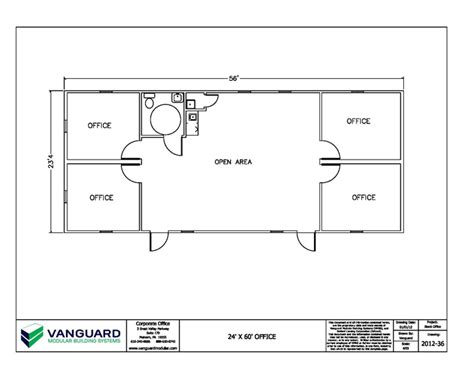 ravi vasanwar s small office building floor plans