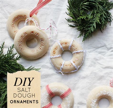 diy salt dough ornaments diy salt dough ornaments design sponge