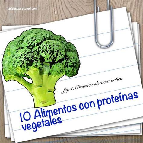 alimentos con alto contenido en proteinas 10 alimentos con prote 237 nas vegetales