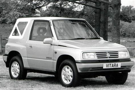 2000 Suzuki Vitara by Suzuki Vitara 1988 2000 Used Car Review Car Review