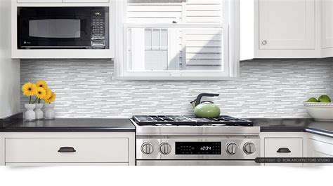 modern backsplash for kitchen modern white marble glass linear backsplash tile backsplash