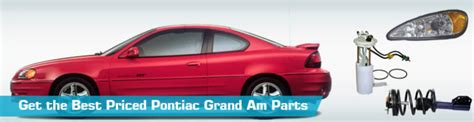2001 Pontiac Grand Am Parts by Pontiac Grand Am Parts Partsgeek