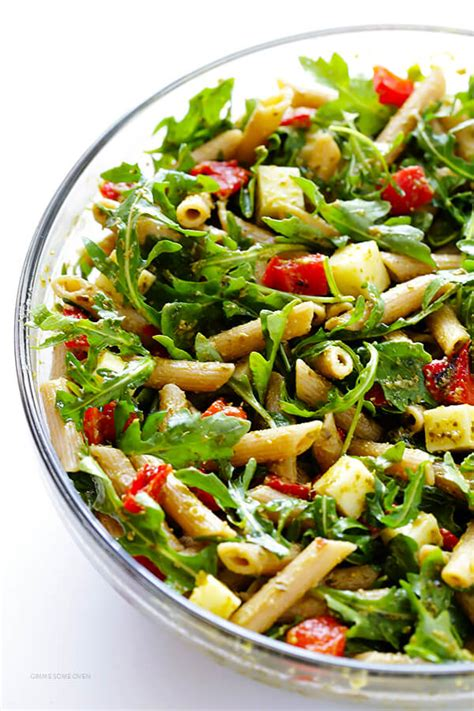 pasta salad recipe 5 ingredient pasta salad gimme some oven
