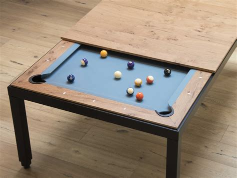 fusion pool table fusion pool table and dining table 187 gadget flow