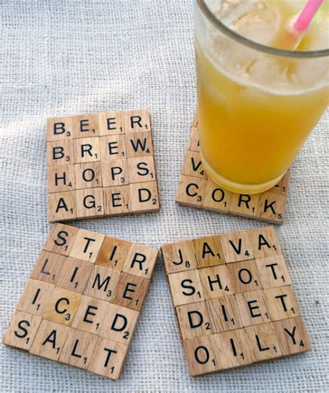 is ave a scrabble word parkdale ave how is this scrabble coasters