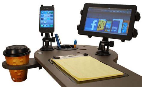 mobile office car desk workstations custom car mobile office vehicle workstation journidock