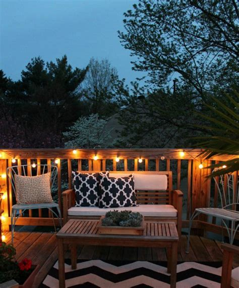 outdoor decorating 25 best ideas about outdoor deck decorating on