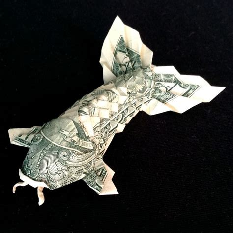origami koi fish dollar 17 best images about gift it on gift card