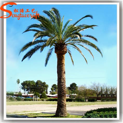 decorative metal trees artificial decorative metal trees big date palm trees for