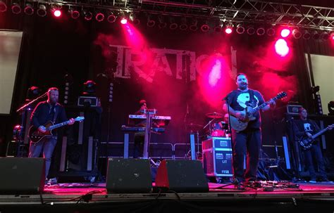 knitting factory spokane capacity iration tales from the sea tour review vip experience