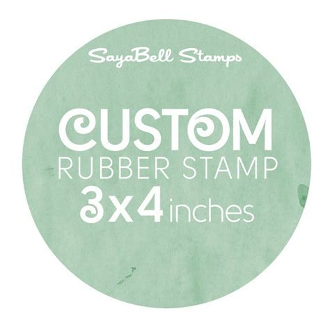 personalized rubber sts for card best 25 custom rubber sts ideas that you will like on