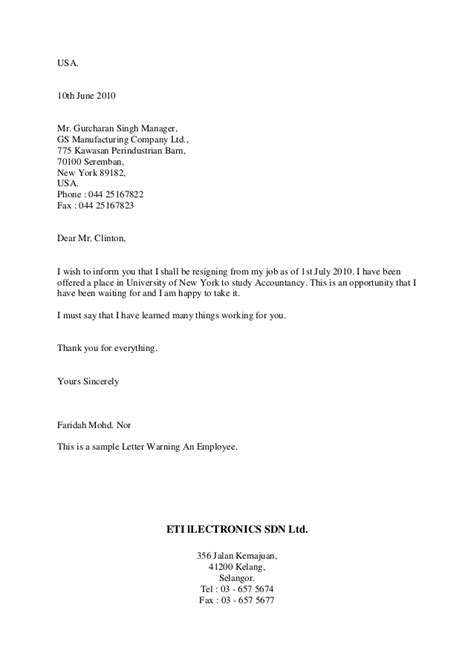 styles in business letter