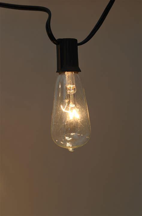 edison light string edison bulb string lights 28 images decorative string