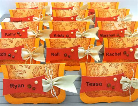 how to make thanksgiving place cards 15 thanksgiving card ideas