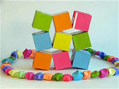 origami moving cubes origami maniacs origami moving cubes by heinz strobl