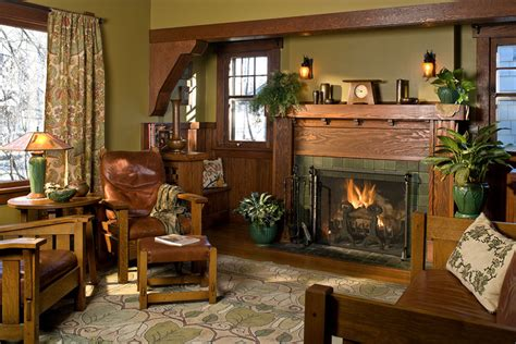 Arts And Crafts Homes Interiors interior color palettes for arts amp crafts homes arts