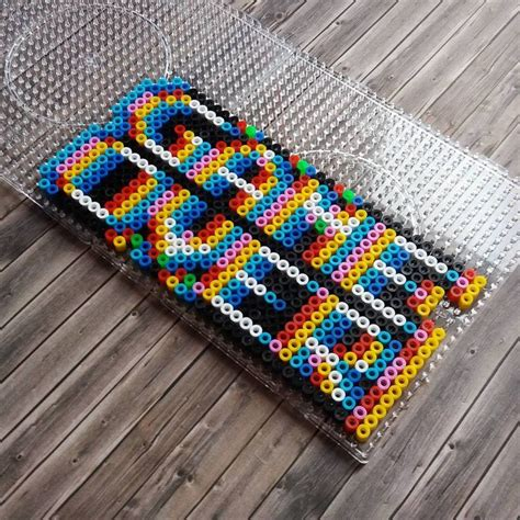 how to make perler bead 256 b 228 sta bilderna om perler p 229 perler