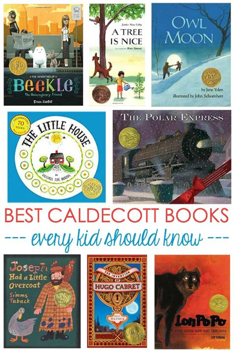 caldecott picture books 10 best caldecott books every kid should written