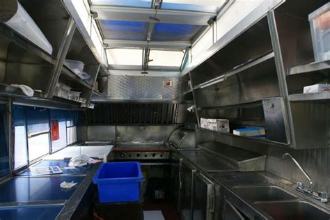 food truck kitchen design the 34 best images about food truck design interiors on