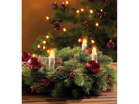 kerzen weihnachtsbaum lunartec led weihnachtsbaum lichterkette 20 led kerzen