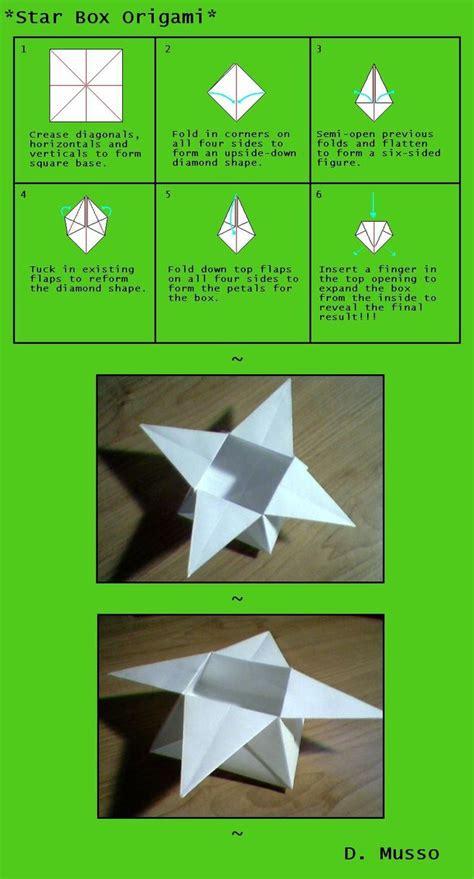 origami box steps step by step origami box 171 embroidery origami