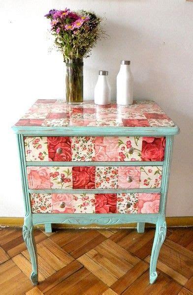 decoupage furniture for sale 1000 ideas about decoupage desk on decoupage