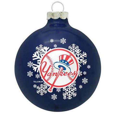 new york yankee ornaments new york yankees ornament