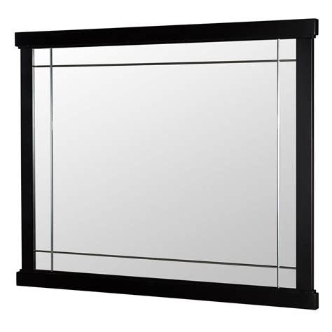 home decorators mirror home decorators collection zen 38 in vanity mirror in