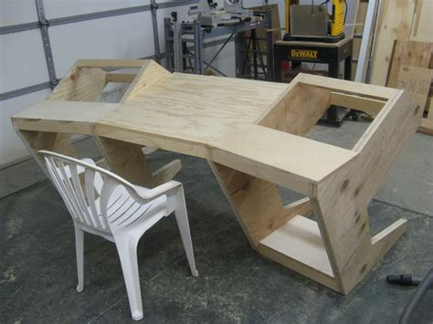 build your own studio desk this photo was uploaded by shanehoward sound proofing