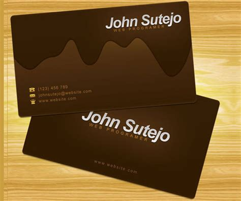 how to make business cards in photoshop business cards tutorials and exles i2mag trending
