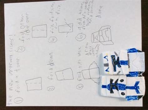 origami clone trooper clone search results origami yoda page 14