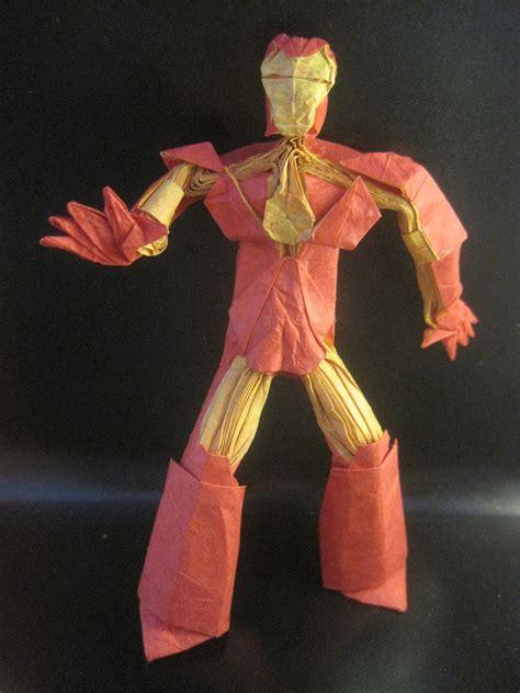 origami iron 27 marvel ous origami superheroes