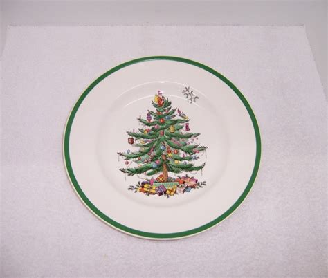 tree dinner plates a resale 4 spode tree dinner plates