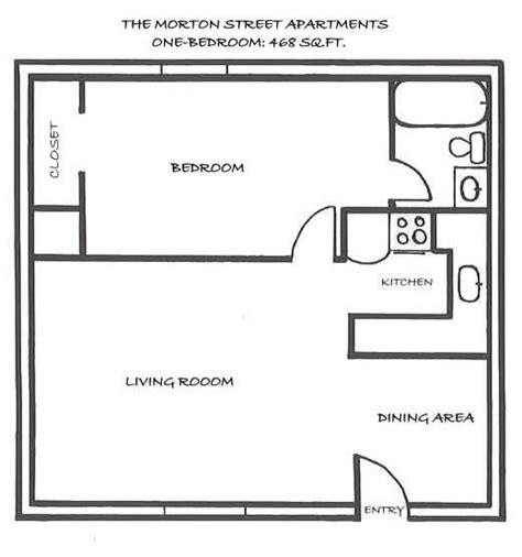 one bedroom house plans with photos one bedroom floor plans 171 floor plans