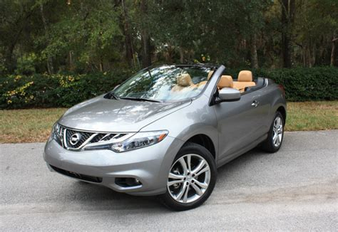 2012 nissan murano crosscabriolet information and photos