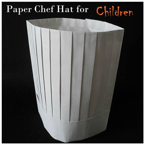 chef hat craft for pack of 10 free shipping 9 quot 23cm disposable paper