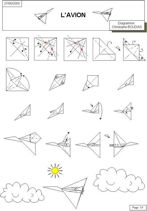 how to make origami jet paper airplane