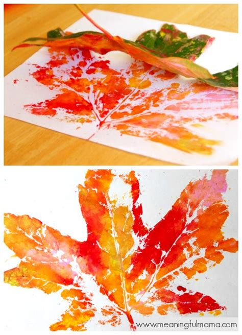 free fall crafts for 1000 ideas about autumn leaves craft on leaf