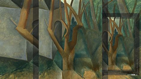 pablo picasso nature paintings picasso trees inspiration of the commons comic