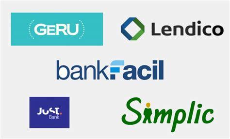 bancos de internet conhe 231 a e compare 5 bancos que fazem empr 233 stimos pela