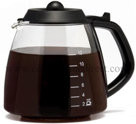 Medelco GL312 One All 12 Cup Millenium Universal Coffee Carafe