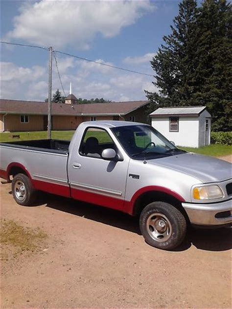 1997 Ford F 150 Standard by Find Used 1997 Ford F 150 Xlt Standard Cab 2 Door 4