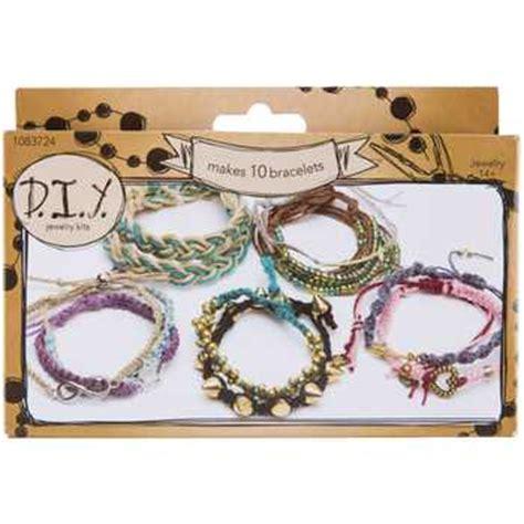 jewelry kits hobby lobby braided bracelet diy jewelry kit hobby lobby 1083724