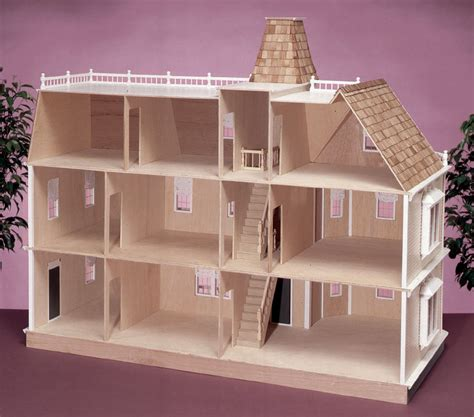 dollhouse woodworking plans wooden doll houses patterns images